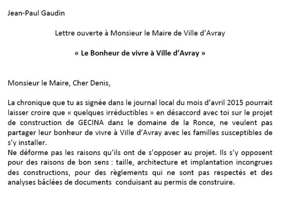 lettre_JPGaudin